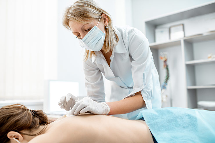 Acupuncture Therapy in Toronto