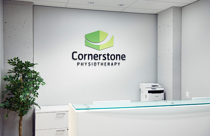 Cornerstone Physiotherapy North York front desk