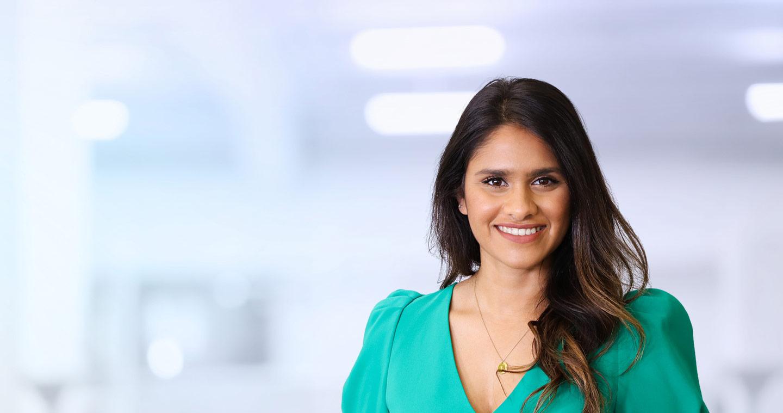 Toronto Physiotherapist Rosalina Mahendran