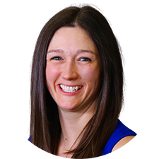Headshot of Toronto Physiotherapist Sharon-Anne Graham