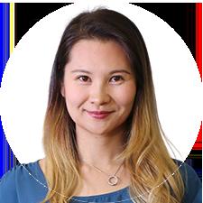 Headshot of Registered Massage Therapist Sophia Luo