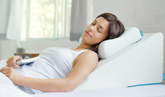 best pillow for upright sleepers 2