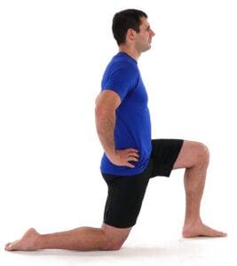 exercise to stretch hip flexors